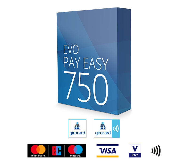 EVO PAY EASY 750