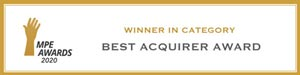 Outstanding Service. EVO Payments is Acquirer of the Year 2020.